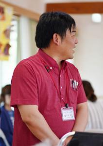 NEWフェイス☆新たな施設長をこれから宜しくお願いします!