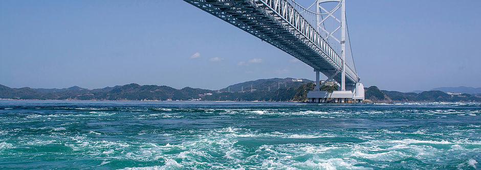 徳島-鳴門渦潮