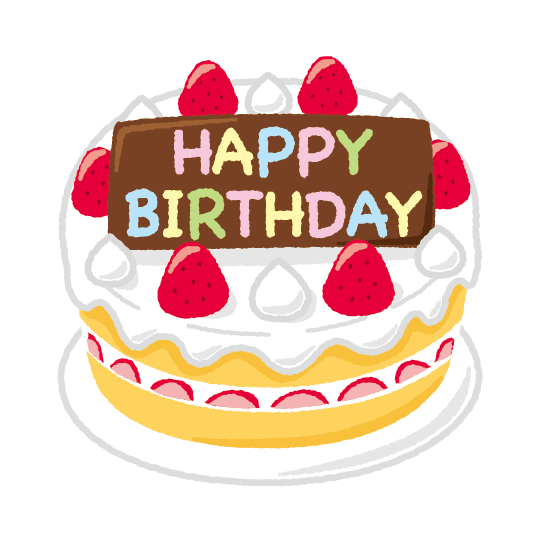 illustkun-02817-birthday-cake